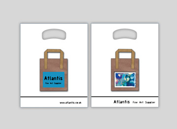 atlantis carrier bags