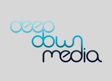 deep down media logo