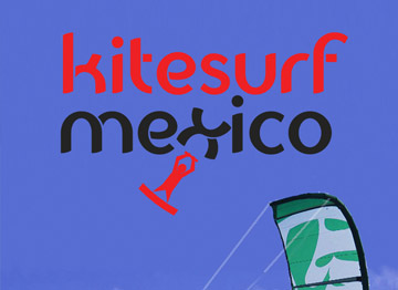 kitesurf mexico flyer