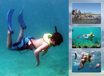 scuba libre activities brochure